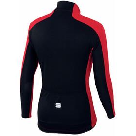 Sportful Tempo Jacket Women red/black